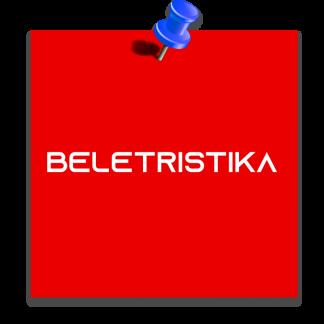 Beletristika