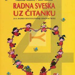 Radna sveska uz Čitanku 4/9