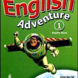English Adventure Level 1 Pupils Book