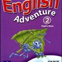 English Adventure Level 2 Pupils Book