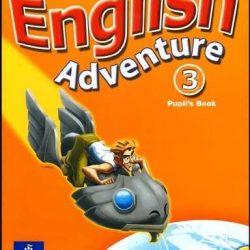 English Adventure Level 3 Pupils Book plus Reader