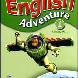 English Adventure Level 1 Activity Book