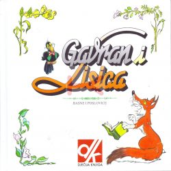 GAVRAN I LISICA