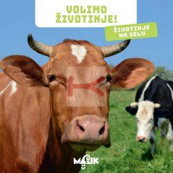 Volimo životinje – Životinje na selu