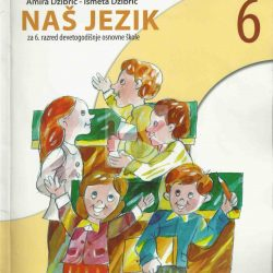 NAŠ JEZIK 6 (Amira i Ismeta Džibrić)