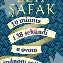 10 MINUTA I 38 SEKUNDI U OVOM ČUDNOM SVIJETU (Elif Safak)