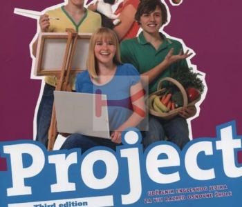PROJECT – Udžbenik za 8.razred osnovne škole